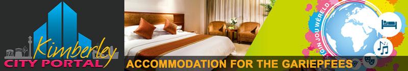 Find Gariepfees Accommodation