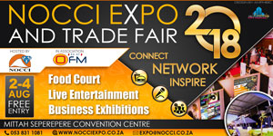 The 2018 NOCCI Expro and Trade Fair