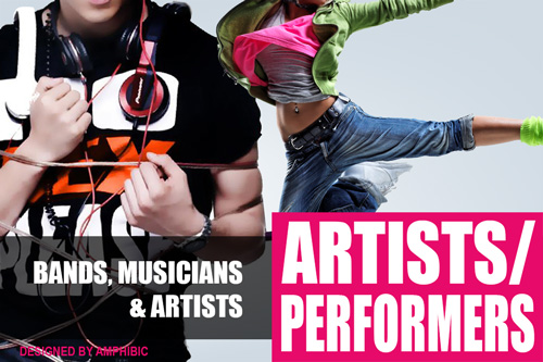Add your Business of Service to Local Artists & Performers