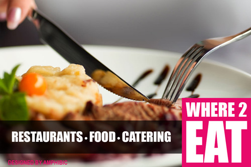 Add your business or Service to Where to Eat
