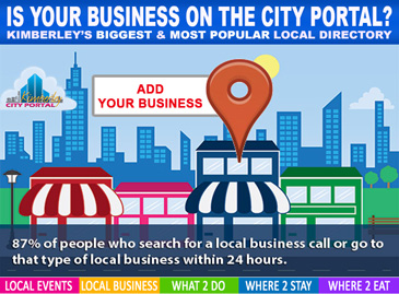 Join Kimberley City Portal Now