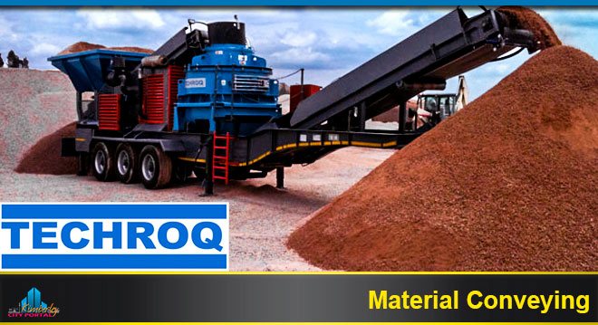 Material Conveying Products at Agriculture Mining Distributors - AMD in Kimberley, Northern Cape