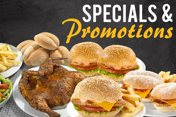 FT-SPECIALS & PROMOTIONS: Barcelos Kimberley