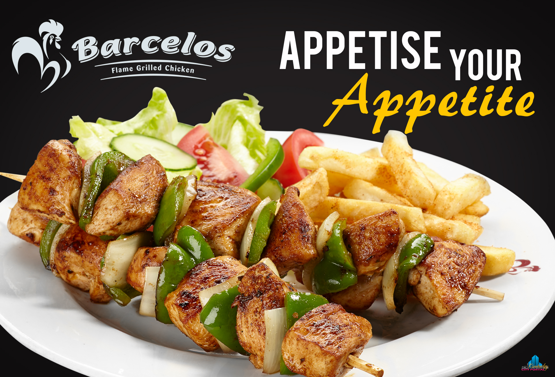 Barcelos Kimberley: Appetise your appetite