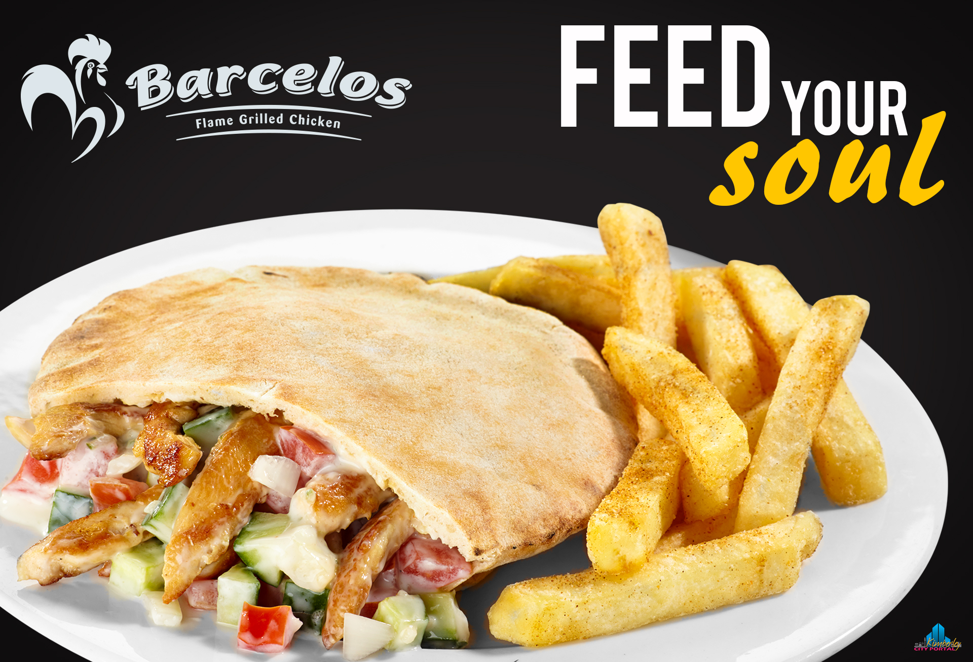 Barcelos Kimberley: Feed your soul