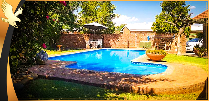 Enjoy the Tranquility of Spacious Garden & Relaxing Swimming Pool