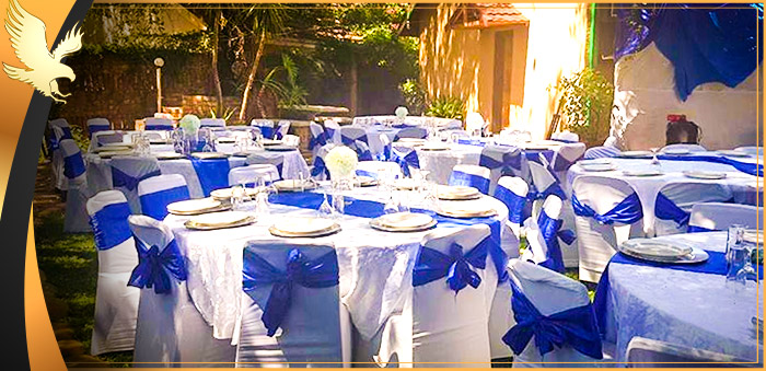 Ideal Venue for Events & Functions, even Wedding Ceremonies
