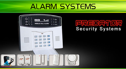 CC Automation - Supplier of Alarm Systems in Kimberley, Northern Cape