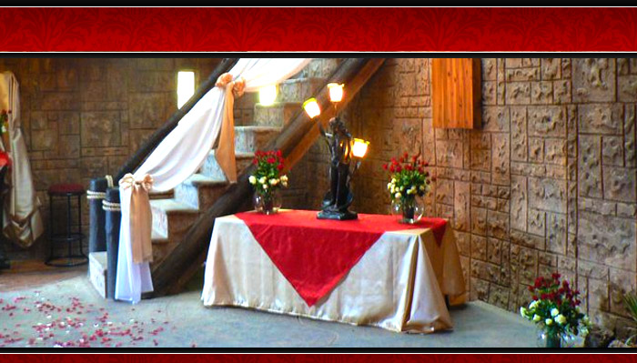 Perfect Wedding Venue at Camelot Guesthouse & Conference Centre