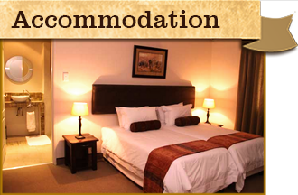 Kalahari Lodge Accommodation - Luxury Rooms, Family Rooms, Interleading Rooms, Wheel Chair Friendly Rooms