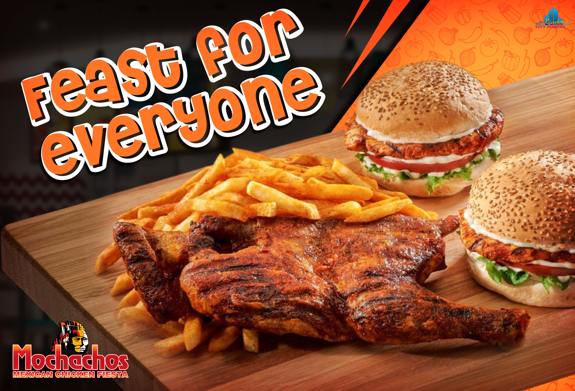 Mochachos North Cape Mall, Kimberley - A feast for everyone