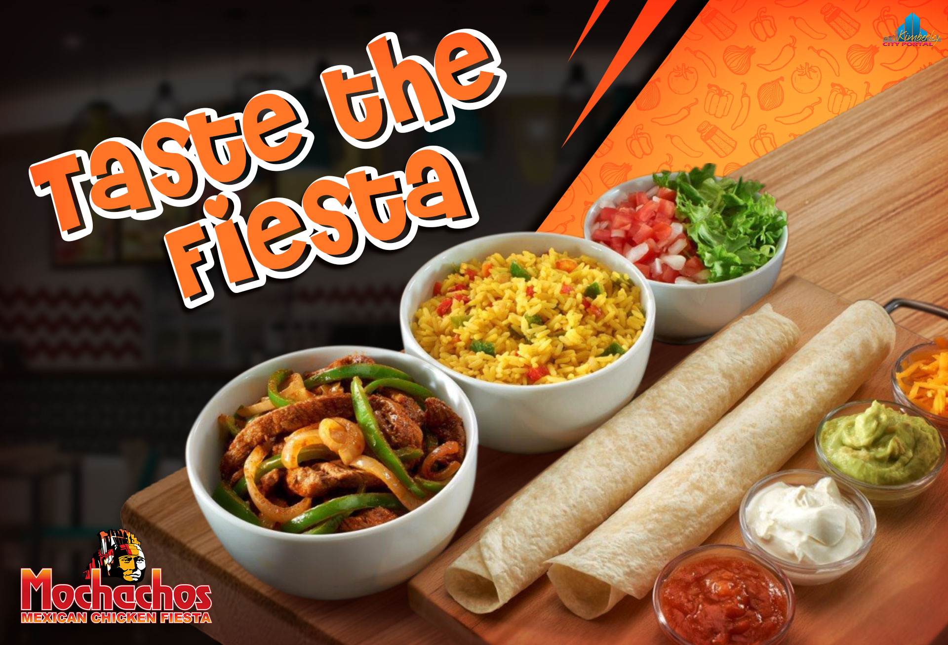 Mochachos North Cape Mall, Kimberley - Taste the fiesta