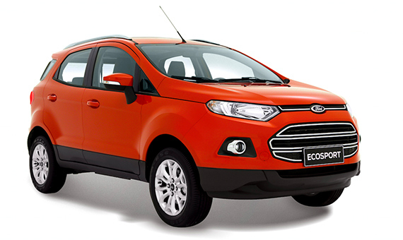New Ford Ecosport available at Moderne Motors, Hartswater, Northern Cape