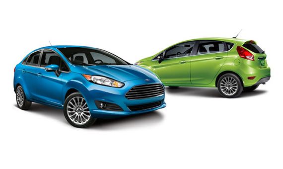 New Ford Fiesta available at Moderne Motors, Hartswater, Northern Cape