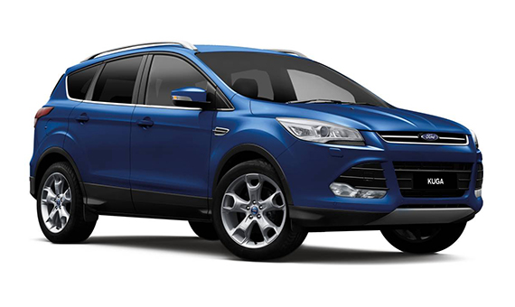 New Ford Kuga available at Moderne Motors, Hartswater, Northern Cape
