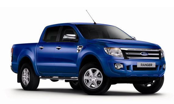 New Ford Ranger available at Moderne Motors, Hartswater, Northern Cape