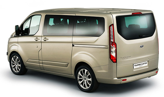New Ford Tourneo available at Moderne Motors, Hartswater, Northern Cape