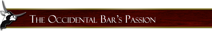 The Occidental Bar's Passion