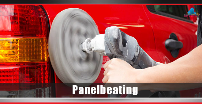 PC Struwig Panelbeaters & Spraypainters in Kimberley for Top Qualtiy Panel beating