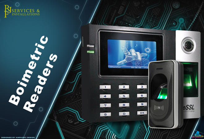RJF Services & Installations Kimberley: Biometric Readers