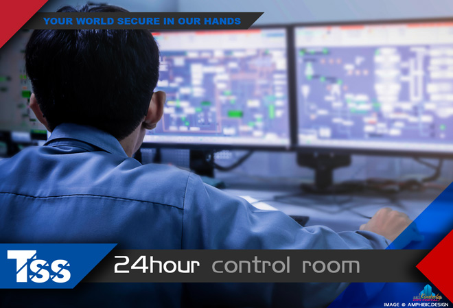 TSS Top Security Systems Kimberley: Services - 24hour control room