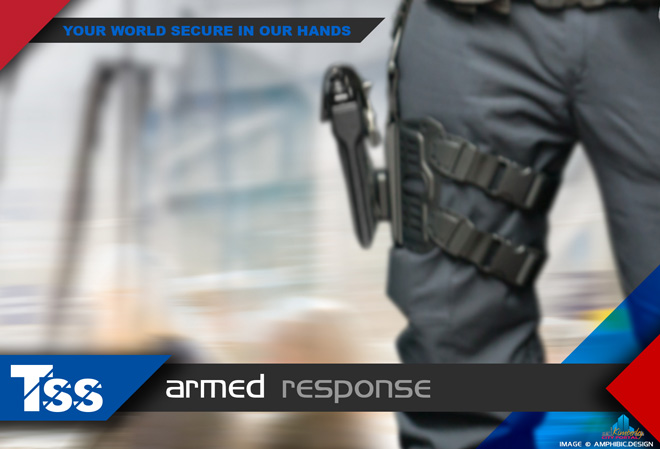TSS Top Security Systems Kimberley: Services - Armed Response