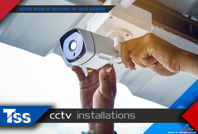 TSS Top Security Systems Kimberley: Services - CCTV Installations