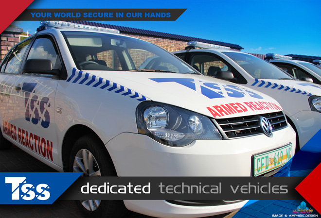 TSS Top Security Systems Kimberley: Services - Dedicated Technical Vehicles