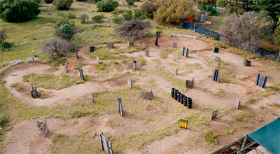Tier 1 Operations Paintball in Kimberley
