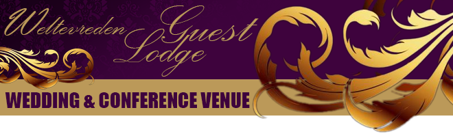 Weltevreden Guest Lodge - Wedding & Conference Venue