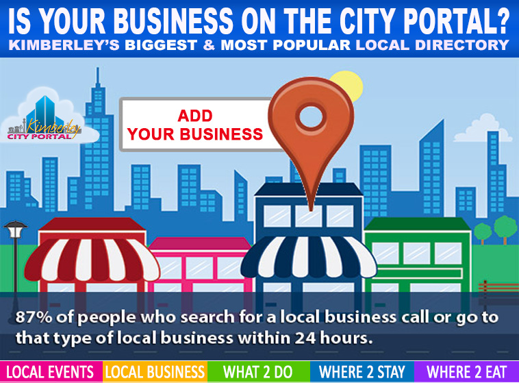 Add your business or service to KCP