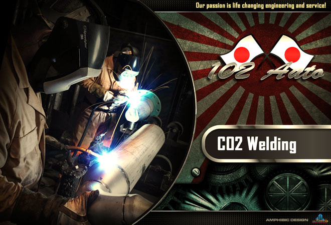 102 Auto Sales and Engineering in Kimberley - CO2 Welding