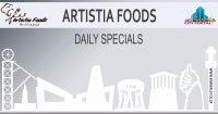 Daily Cooked Specials @ Artistia Foods