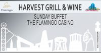 Sunday Buffet @ Harvest Grill & Wine