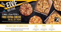 Take Five Promotion @ Debonairs