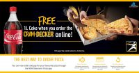 Fan Feast Cram Decker Promotion @ Debonairs