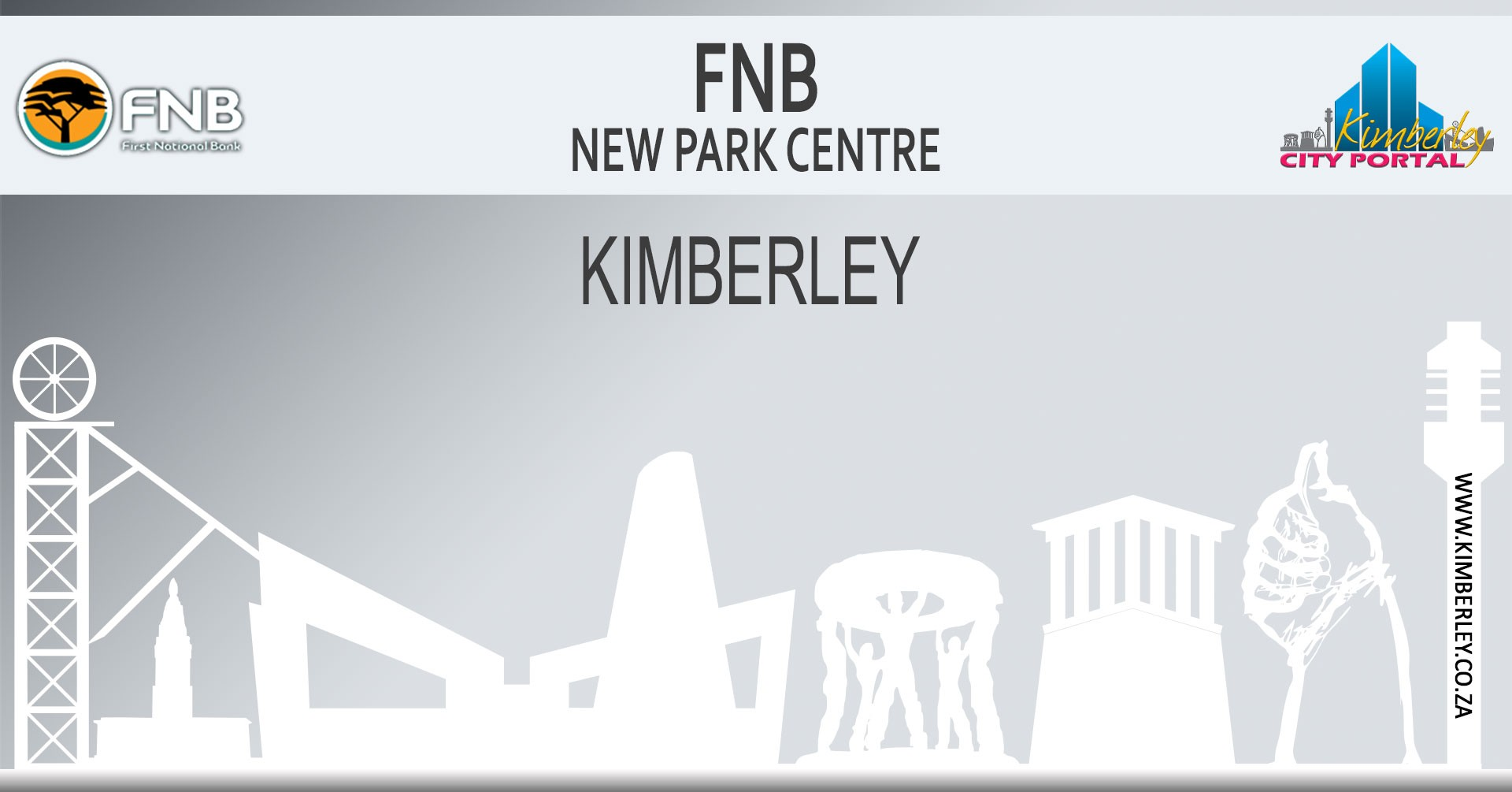 First National Bank - New Park Centre • Kimberley • CITY PORTAL