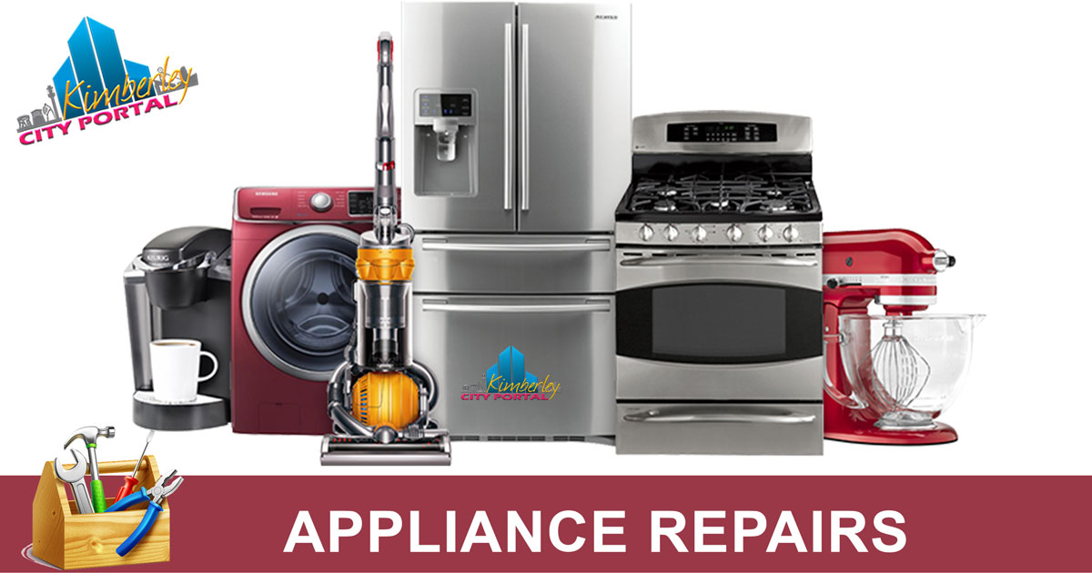 Appliance Repairs In Kimberley Amp The Northern Cape 1