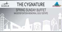 Spring Sunday Lunch Buffet @ MMGE