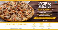 Early Bird Promotion @ Debonairs