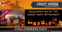 Halloween Day @ The Crazy Horse