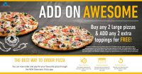 Add On Awesome Promotion @ Debonairs