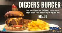 Diggers Burger Special @ Diggies