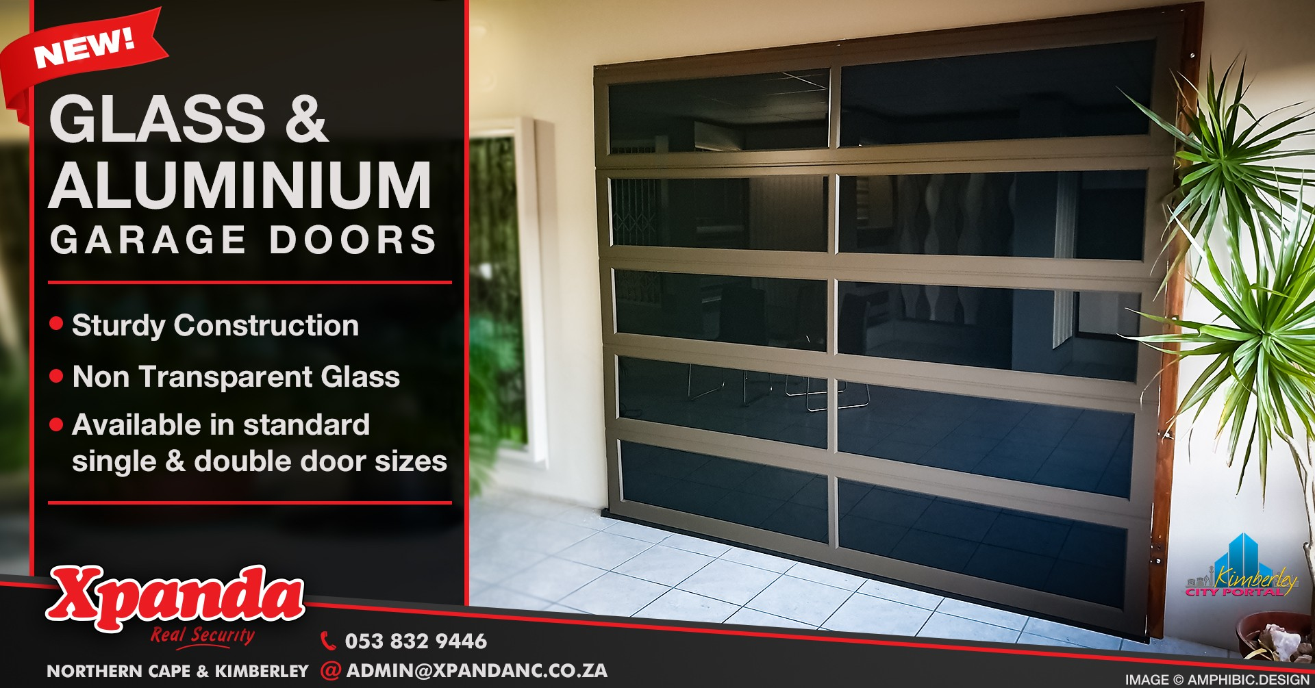 Xpanda Glass Aluminium Garage Doors Kimberley Portal