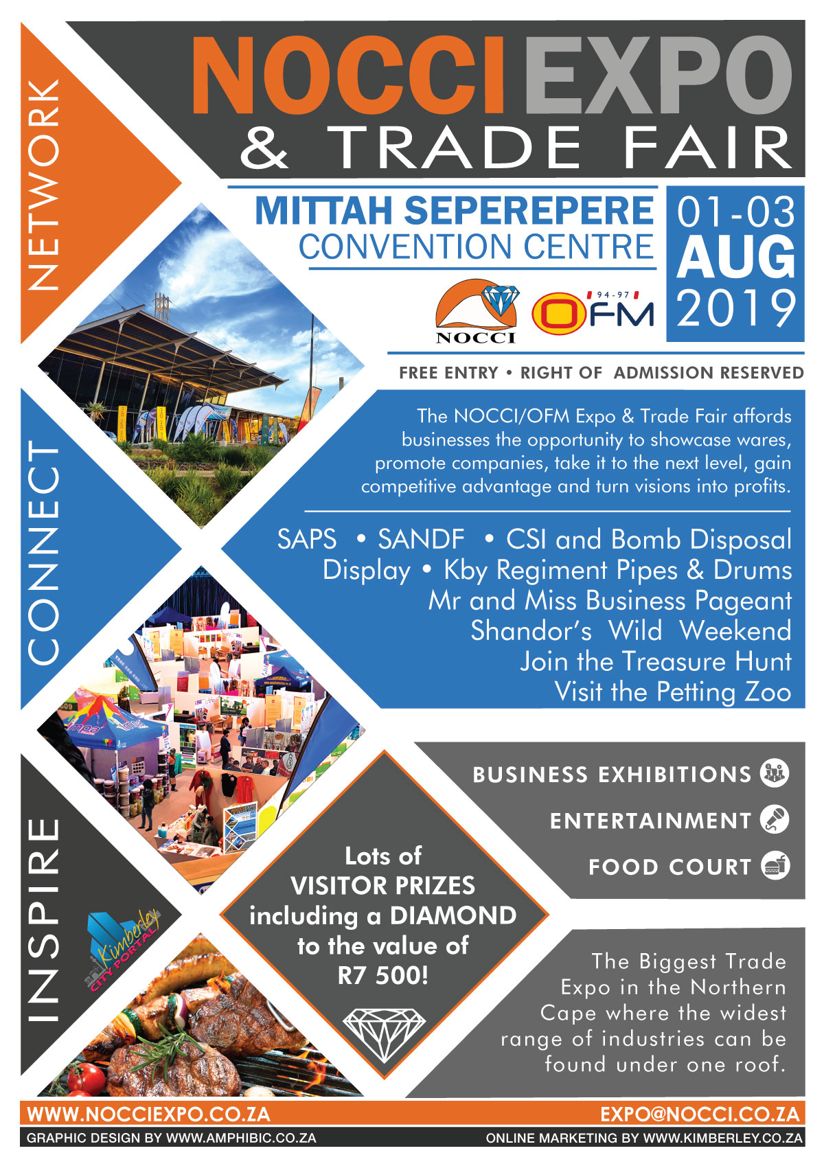 The 2019 OFM NOCCI Expo and Traide Fair