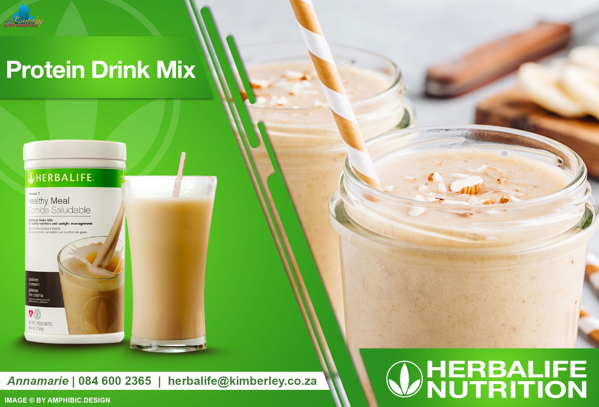 Herbalife Kimberley - Happy & Healthy with Herbalife