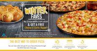 Winter Faves Promotion @ Debonairs