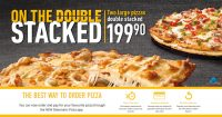 On the Double Stacked Promotion @ Debonairs