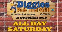 Saturday Specials @ Diggies Pub & Grill