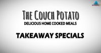 Takeaway Specials @ The Couch Potato